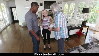 ExxxtraSmall - Petite Teen Fucks Huge Cock To Pay Debt  big black cock bbc exxxtrasmall blonde cumshot skinny teamskeet smalltits interracial petite shaved blacked bigcock facial small frame alina west