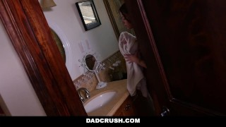 DadCrush - Bribing my Hot Step-Daughter To Fuck  dad fucks daughter point of view step daughter teen cumshot small tits pov liza rowe young smalltits stepdad petite bigcock teenager dadcrush step father step daddy