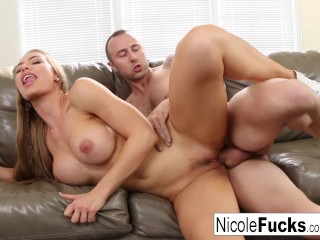 Tiara Harris Nude Video Nicole Aniston gets a good pounding from a tattooed stud