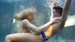 Cory Chase Underwater Girl/Girl Pt. 3