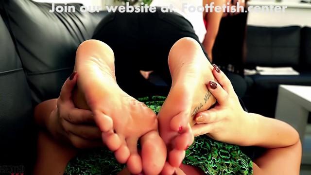 Milf Feet Domination
