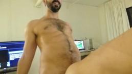 How To Stuff A Hairy Brazilian Ass Teaser
