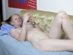 Yanks Cutie Julie Lomar Having Phone Sex