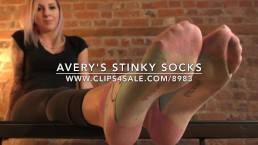 Avery's Stinky Socks - www.c4s.com/8983/17408948