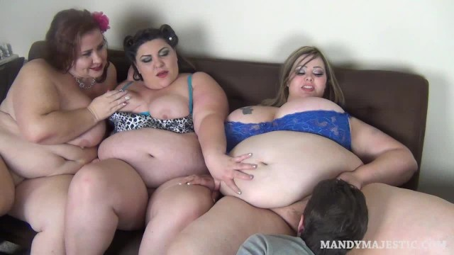 Lady Fyre Threesome Creampie