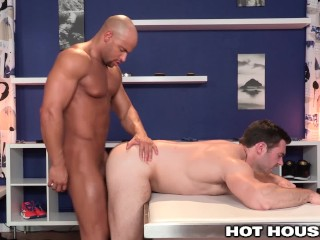 HotHouse Sean Zevran Pounds Tailors Ass with Hot Cock