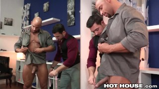 HotHouse Sean Zevran Pounds Tailors Ass with Hot Cock Teenager big
