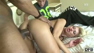 Mature blonde wife cheating on husband with black man he watches them fuck  big black cock cum craving milf interracial anal bbc cheating cuckold wife blonde husband big dick hardcore milf interracial blacked anal mature wife