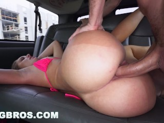 BANGBROS - Katia Enjoys Spring Break 2017 With Bang Bus (bb15961)
