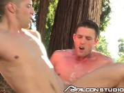 FalconStudios Ryan Roses Camping Trip Escalates