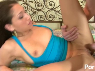 Sexy Candlelight Fucking, Anal Virgins 5- Scene 1 Babe Big Dick Brunette Hardcore LatinA Pornstar an