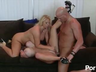 Christian and Karen Fisher A Love Affair - Scene 2