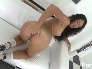 Braless Secretary Fucking, Cuckold Hotwife Film