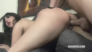 In her some takes hot tality brunette dick faye cutie pussy natural amateur