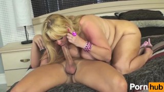 Plump babes  scene high tits