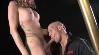 Christian Loves TS Superstars - Scene 3