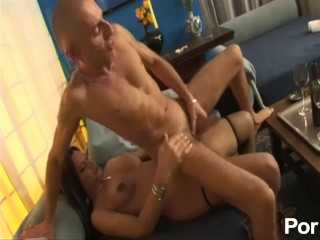 Italian Transsexual Job 7 - Scene 4