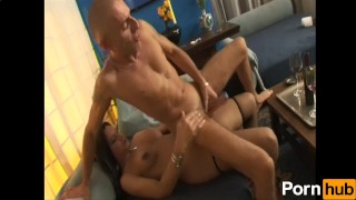 Italian Transsexual Job 7 - Scene 4 Job huge