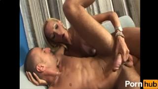 Italian Transsexual Job 7 - Scene 1