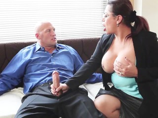 My Transexual Boss - Scene 1