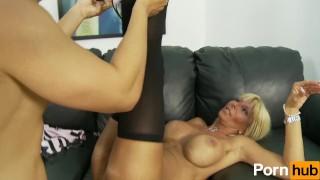 Titty scene  mommas big big pussy
