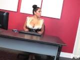 Busty Latina MILF Worship - Scene 1