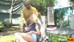 PureMature - Blonde in lingerie Sofia Valletta's hot creampie