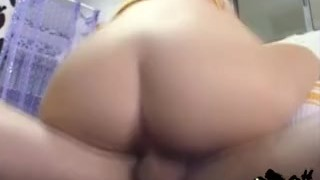 Sensual Cheerleader Melissa Matthews Fucked
