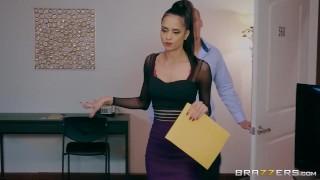 Abby Kee Brazil needs anal - Brazzers porno