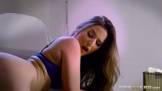 Doctor fucks Amirah Adara in the ass - Brazzers Riding babe
