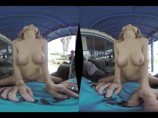 MilfVR - Peeping Tom ft. Jane Doux