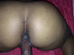 Wet Pussy Drowning Thick Dick Part. 2
