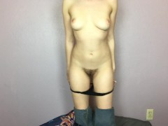 Strip Naked And Squirt