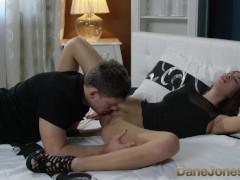 Dane Jones Romantic couple lick suck and fuck each other till orgasm