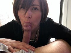 His cum in my mouth : I LOVE THAT !!!