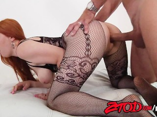 Toy Torture Penny Pax Gets Fucked and Creampied