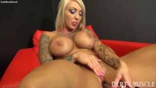 Special with duchess dani a masturbating very toy boobs big