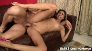 WANKZ-Veronica Rodriguez First Boy-Girl Scene!