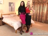 Natalia & Alana Only Secretaries