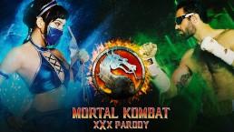 Mortal Combat une parodie XXX