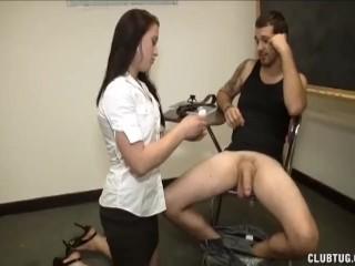 Mature big tits porn video
