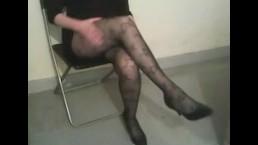 AMATEUR Ma culotte blanche