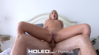 Anal fuck with blowjob holed car watson turns into flexible tiffany creampie holed