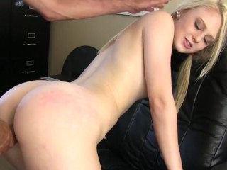 Kristin Kreuk Anal Lily Rides A Huge Cock And Rims Her Step Dad To Make Him Cum