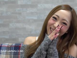 Japanese Model Juri Lets White Guy Inside Her Little Hole - Covert Japan