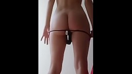 Chained italian ass