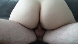 Cowgirl Sex And Creampie