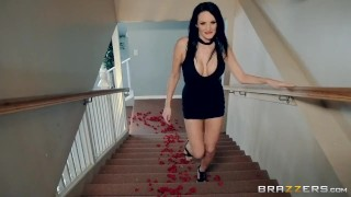 Alektra Blue's anal valentine Brazzers