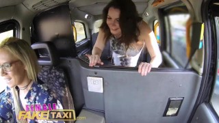 Female Fake Taxi Horny tarts use cucumber to stretch their wet pussies  big tits lesbian huge juggs lesbian fingering lesbian toys tasha holz fake taxi orgasm blonde big tits big boobs femalefaketaxi girl on girl brunette big tits lesbian cucumber lesbian pussy eating outdoor sex sasha steele