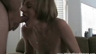 Has a wet fuckhole melanie wife old